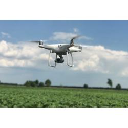 Проект Smart Field: дроны в помощь агроному