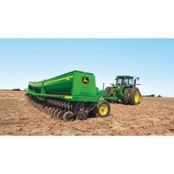 Зерновые механические и пневматические сеялки