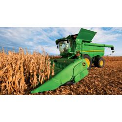 Как выбрать жатку для уборки кукурузы
